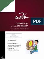 INTERNET Y NORMAS APA