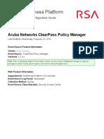 Aruba_ClearPass