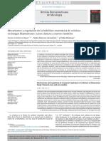 mecanismos y regulacion de la hidrolisis enzimtica de la celulosa por hongos