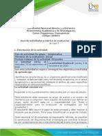 Guia ORGANISMO TRNSGENICO Fase 3 - Estudio de caso 3-1