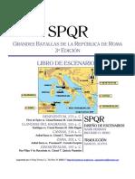 SPQR Deluxe.Escenarios (trad)