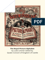 The Royal Picture Alphabet... With Original Illustrations