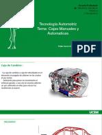 PINTO YUCRA - Cajas mecanicas y automaticas