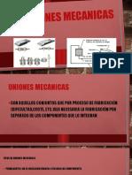 UNIONES MECANICAS EXPO