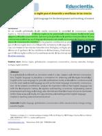 Diaz Castelazo-2018-La imp. del Inglés para el desarrollo y enseñanza de las ciencias