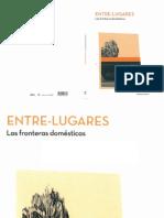 (AAVV) Entre Lugares. Las fronteras domesticas