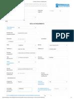 Formulario inscripción de establecimientos