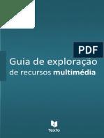 Guia de exploração de recursos multimédia - Fisica 10