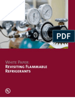 Revisiting Flammable Refrigerants