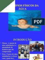 2) PRINCÍPIOS FÍSICOS DA ÁGUA atualizado