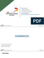 materiales ceramicos, plimeros y compuestos