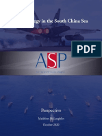 U.S Strategy in the South China Sea