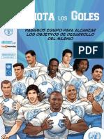 Nueva Revista de la ONU - Hagamos equipo para alcanzar los ODM