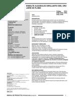 F10 06 OSEL ESMALTE  ALQUIDALICO BLANCO (9121) GRIS (9161) FT
