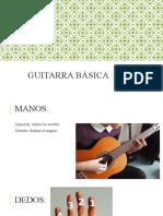 Guitarra básica