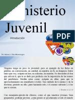 Introducción Al Ministerio Juvenil