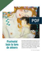 Postnatal bajo la lupa de género