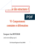 Théorie des structures-Chapitre6
