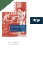 La Culture de l'Usur dans l'angleterre Renai( .pdf
