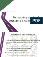 6 Formación y cambio de actitudes en el consumidor