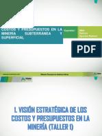 1. Visión Estratégica (TALLER 1 )