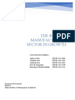 Role of Manufacturing Sector in Economic Growth .pdf