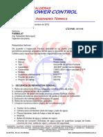 PROLECHE MEDELLIN- REPARACION TOTAL CALDERA 400 BHP OMAR BUITRAGO