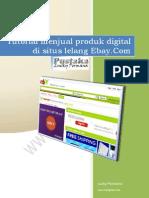 Tutorial cara menjual eBook Di Ebay