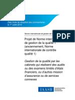 Quality-Management-ISQM-1