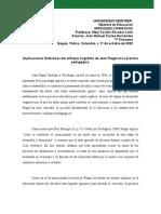ensayo inplicaiones diadacticas.docx