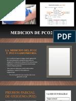 MEDICION DE PCO2 Y PO2