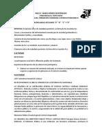 TAREA DE CIENCIAS SOCIALES III, IV BIMESTRE