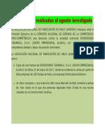 Imputaciones realizadas al agente investigado.docx