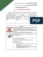 Semana 12-Guía de aprendizaje-Fil. social y política