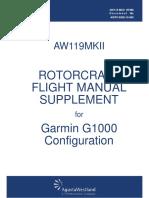 STCSR032800NY RFMS Garmin G1000 Configuration