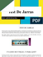 test de jarras