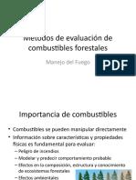 Metodos evaluacion combustibles