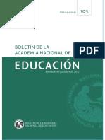 Academia Nacional de Educación - Ramón Leiguarda