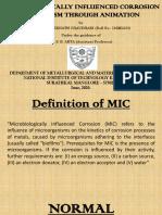 MIC through Animation - 192ML015 - Nitesh E C
