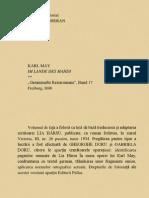 Karl May - Opere 30 - Lacrimi Si Sange