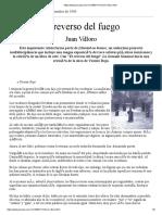 JuanVilloro_ReversoDelFuego