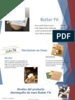 Butter Fit actividad 8