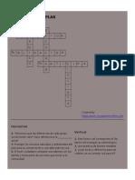 crossword CIUDADANO EJEMPLAR (1)