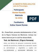 Tarea 4 de Test Proyectivo de La Personalidad