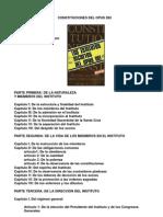 Opus Dei - 1 - Estatutos