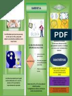 folleto trastornos mentales