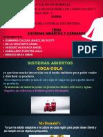SISTEMAS OPERATIVOS ABIERTOS Y CERRADOS