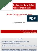 PROCESOS cardiovasculares EN  EL  AM.