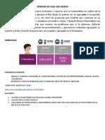 ACTIVIDADES_APRENDE EN CASA_Miercoles