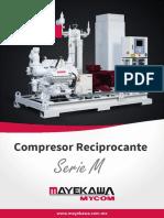 CompresorReciprocante-SerieM
